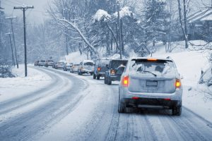 Winter Weather: How to Stay in Control Behind the Wheel